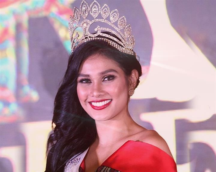 Beauty Talks with Miss Tourism World Philippines 2018 Kathleen Tagle Gomez