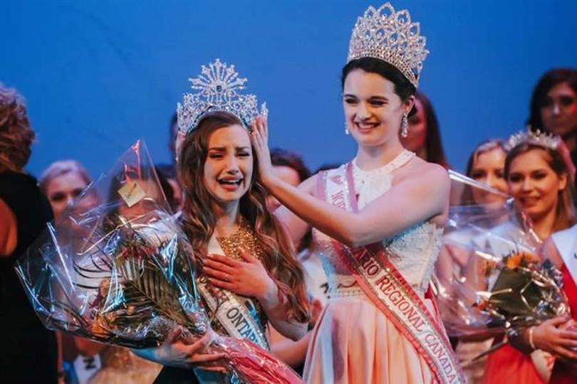Valérie Demers crowned Miss North Ontario 2019 for Miss Universe Canada 2019