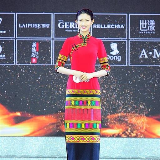 Mao Peirui crowned Miss World China 2018