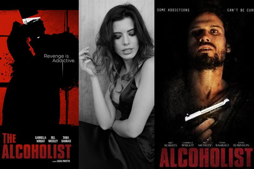 Tania Bambaci set to play a major role in Lucas Pavetto's 'The Alcoholist'
