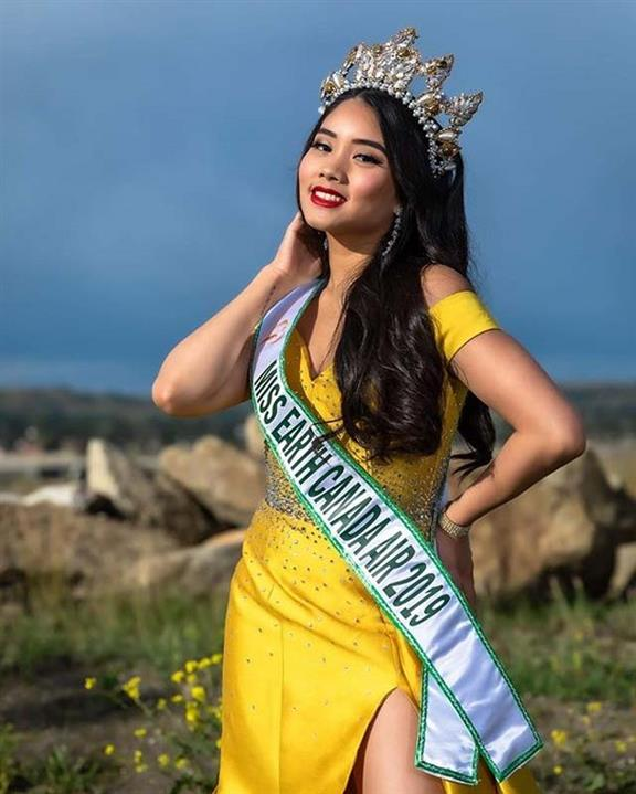 Meet Jasmine Paguio Miss Tourism Beauty of Canada 2019