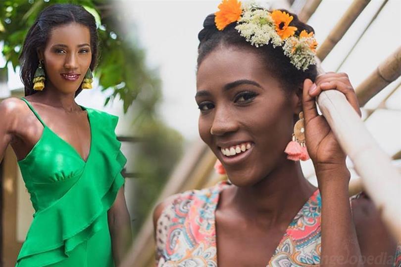 Mideline Phelizor to represent Haiti in Miss Supranational 2018