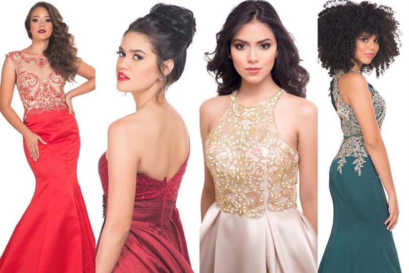 Miss Universe Honduras 2018 Meet the Contestants