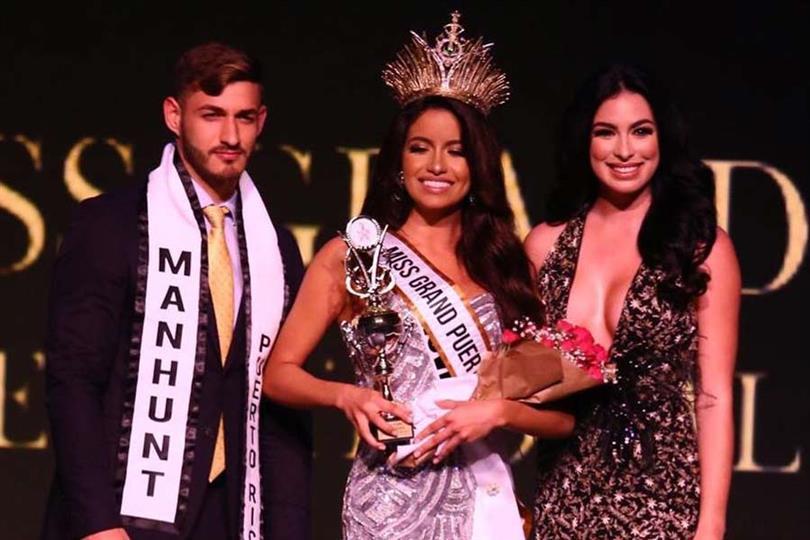 Hazel Ortiz crowned Miss Grand Puerto Rico 2019
