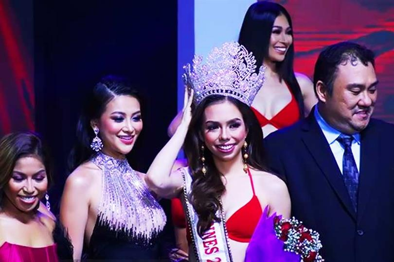 Louis Theunis crowned Miss Bikini Philippines 2019