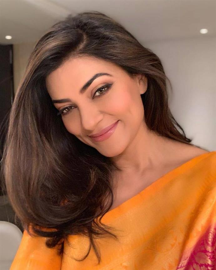 Happy Birthday Miss Universe 1994 Sushmita Sen!