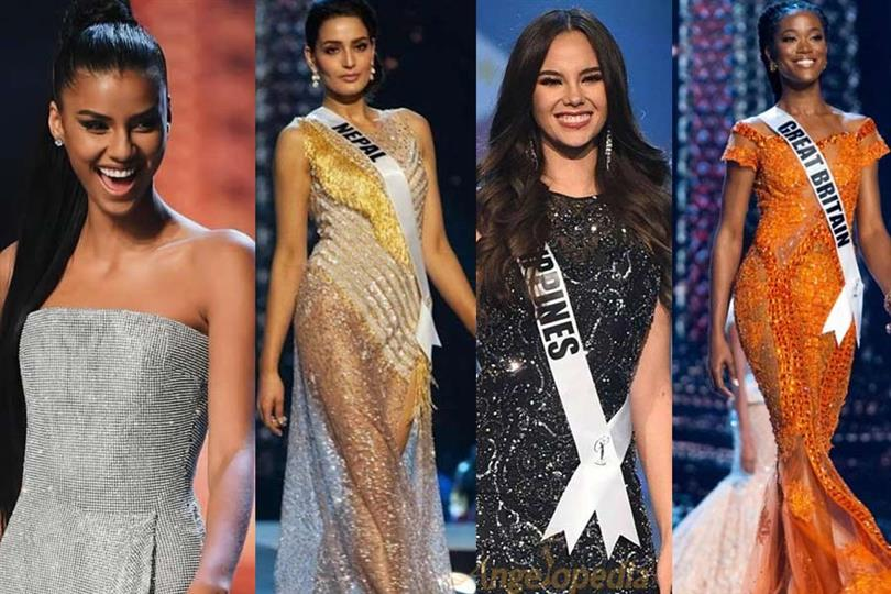 Best Introductory One-Liners of Miss Universe 2018