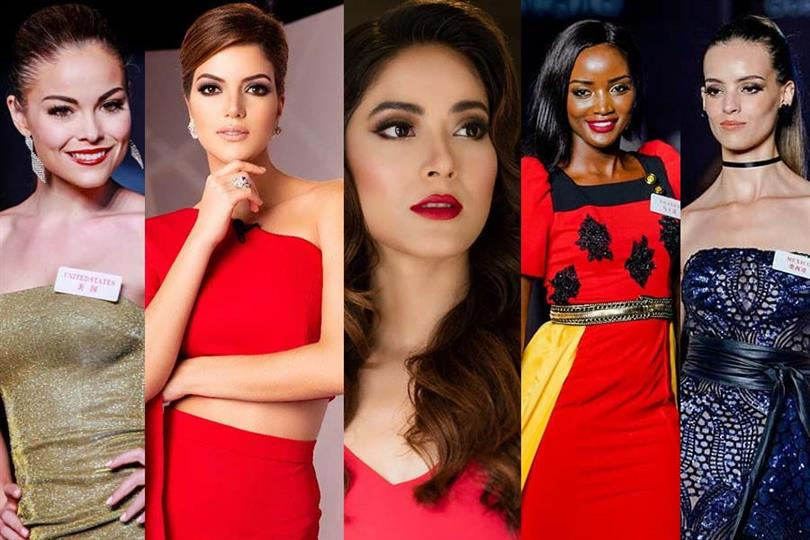 Miss World 2018 Top 10 Hot picks by Angelopedia