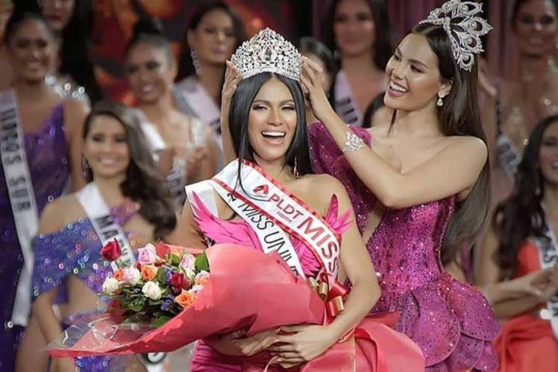 Is Gazini Ganados on her way to get a consecutive Miss Universe crown home?