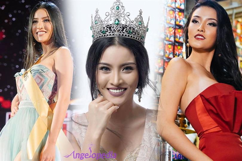 Chinnaly Norasing Miss Grand Laos 2017, our favorite for Miss Grand International 2017