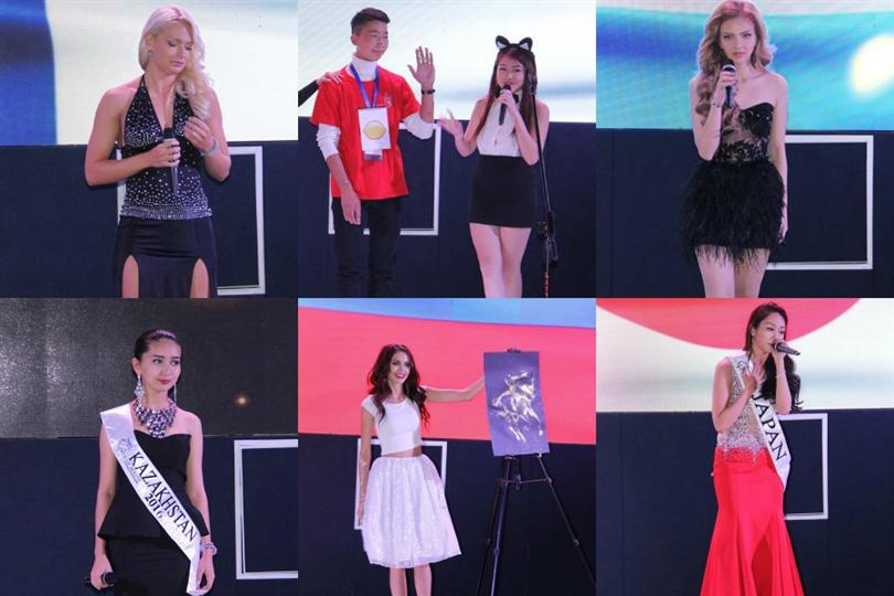 Face of Beauty International 2016 Talent Competition