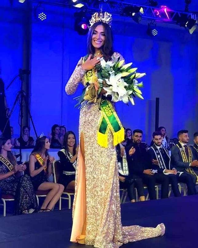 Lala Guedes winner Miss Grand Brazil 2020