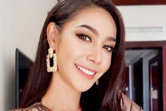 Naruemon Khampan Finalist Miss Grand Thailand 2019