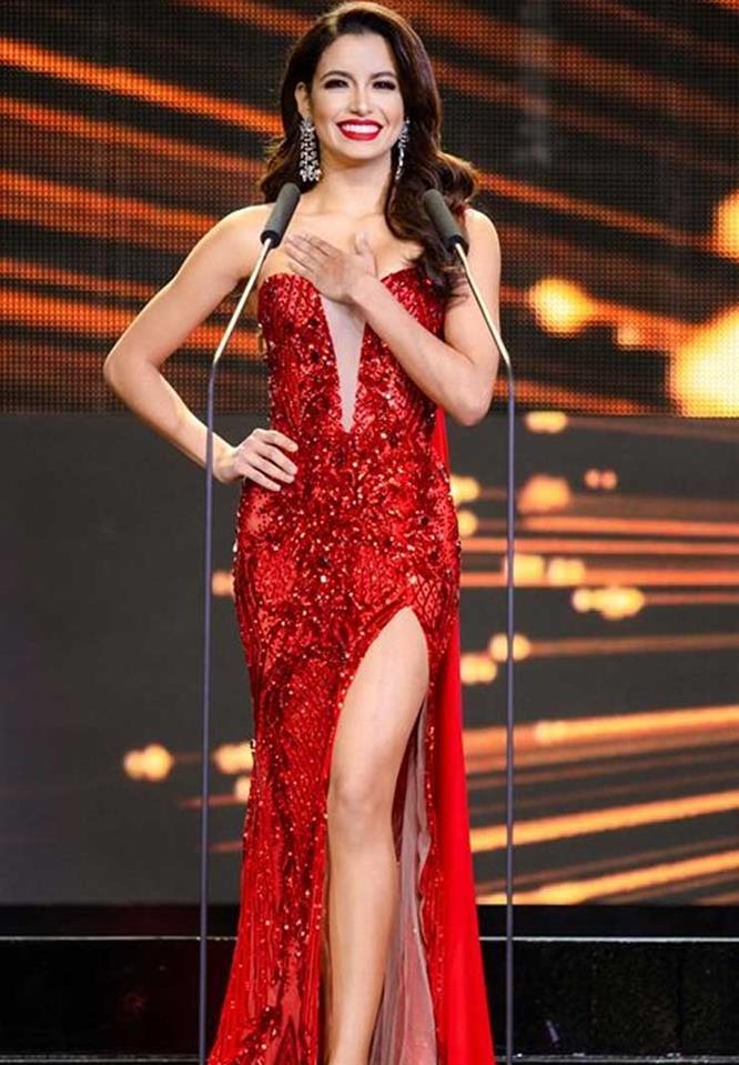 Hazel Marie Ortiz Méndez was crowned Miss Grand Puerto Rico 2019