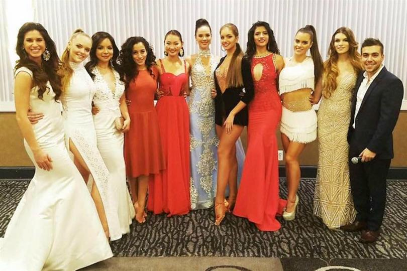 Miss World 2016 Top 10 Talent Round finalists announced