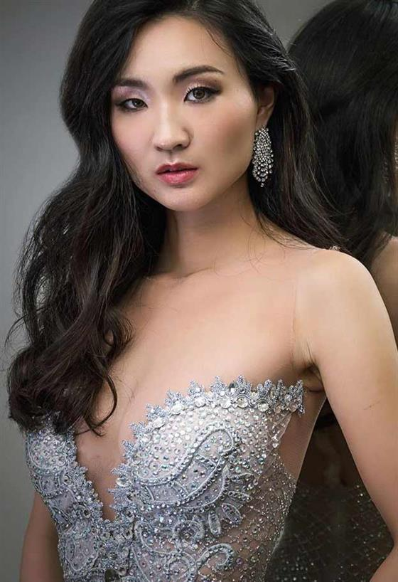 Yu Harada crowned Miss Intercontinental Japan 2019