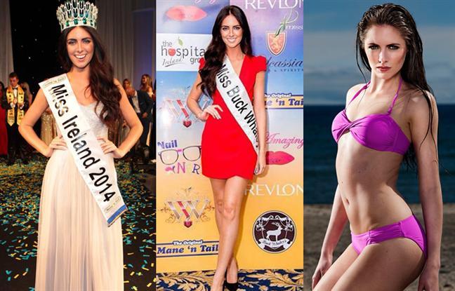 Miss Ireland 2014 Jessica Hayes