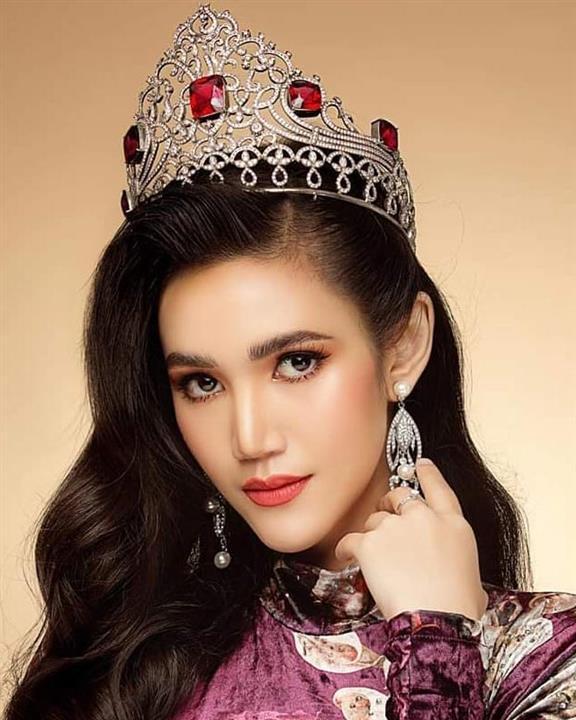 Fan-favourite Theint Zar Chi emerging as the potential winner of Miss Earth Myanmar 2020