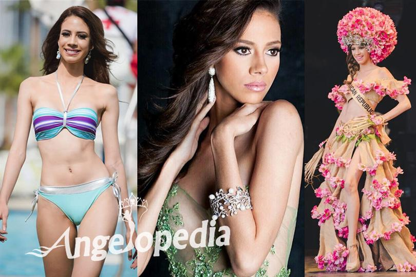 Will Dominican Republic's Lucero Arias get crowned at Miss Grand International 2016?