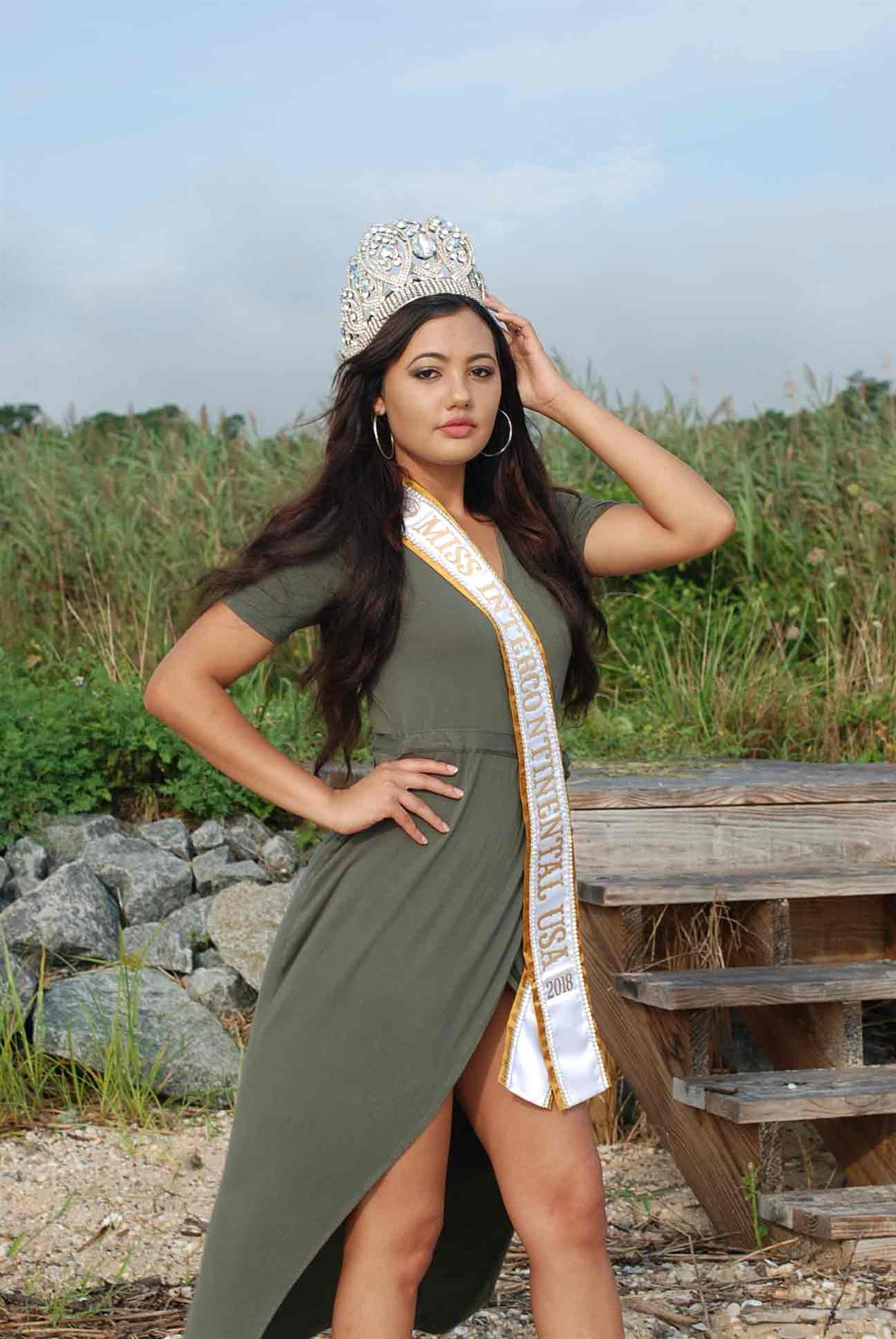 Beauty Talks with Miss Intercontinental USA 2018 Syanne Centeno