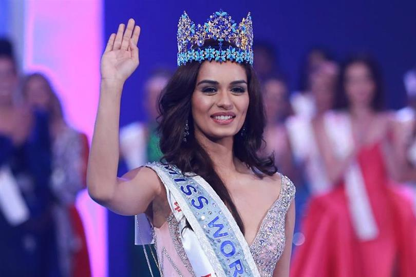 Miss World 2017 Manushi Chhillar completes one year of her reign