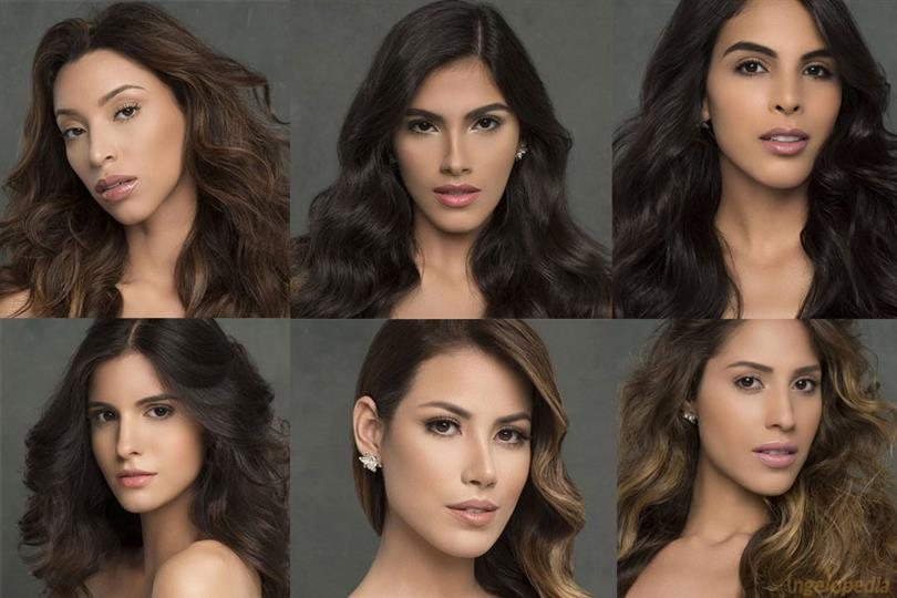 Miss Venezuela 2018 Meet the Contestants