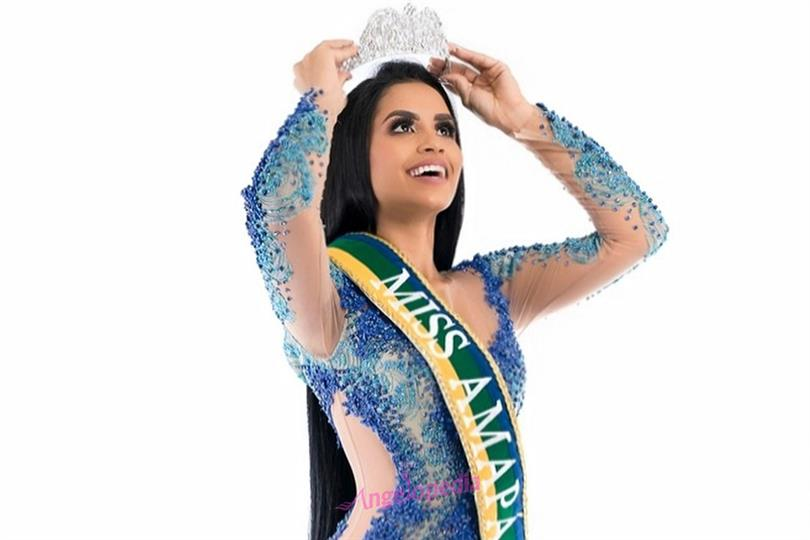 Miss Amapá 2018 Williene Lima replaced by Emilay Muniz