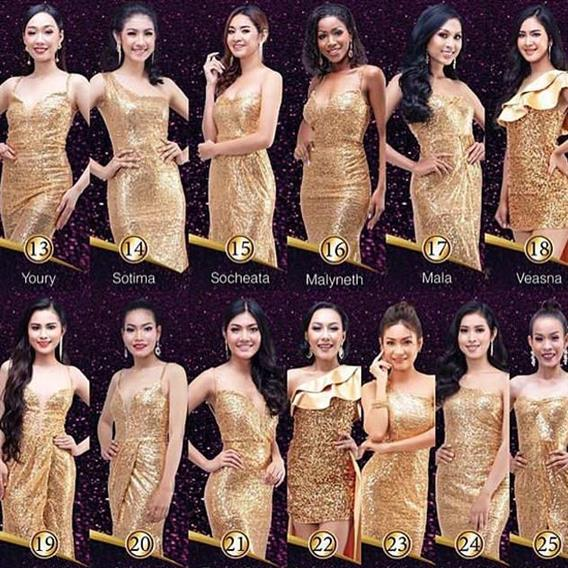 Road to Miss Universe Cambodia 2019 for Miss Universe 2019