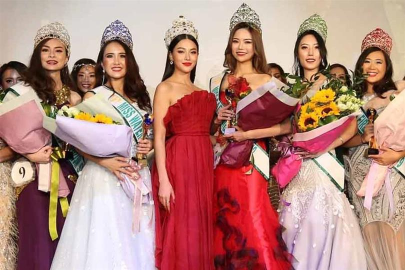 Kimberly Ong crowned Miss Earth Singapore 2019