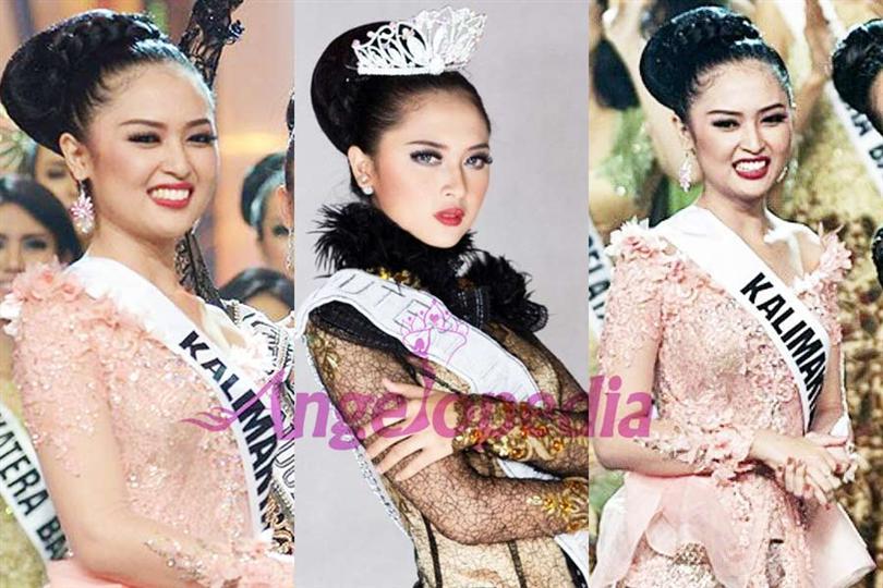 Chintya Fabyola Miss International Indonesia 2015