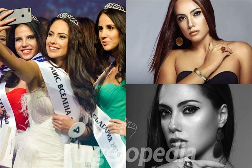 Violina Ancheva crowned as Miss Universe Bulgaria 2016