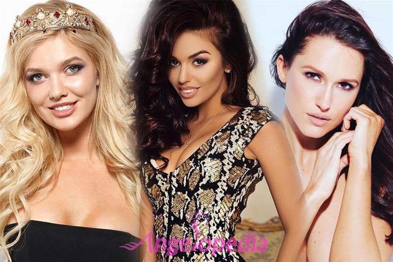 Miss Universe Ukraine 2018 Meet the Contestants