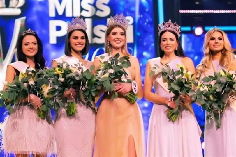 Karina Szczepanek is Miss International Poland 2019