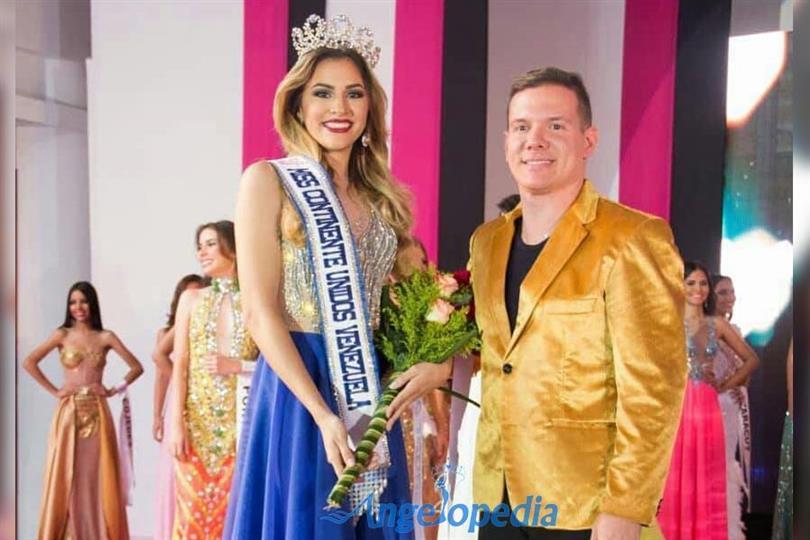 Miss United Continents Venezuela 2018 Lolimar Perez