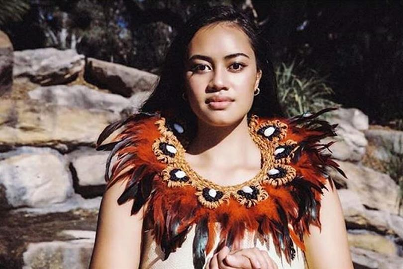 Maria Otulao Aholelei crowned Miss Earth Tonga 2018