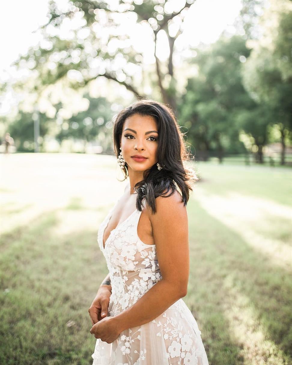 Meet Triana Browne Miss Oklahoma USA 2019