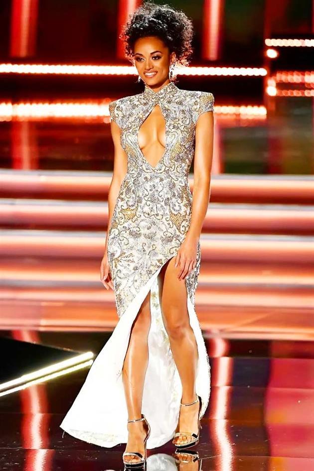 Kara McCullough Miss Universe USA  2017