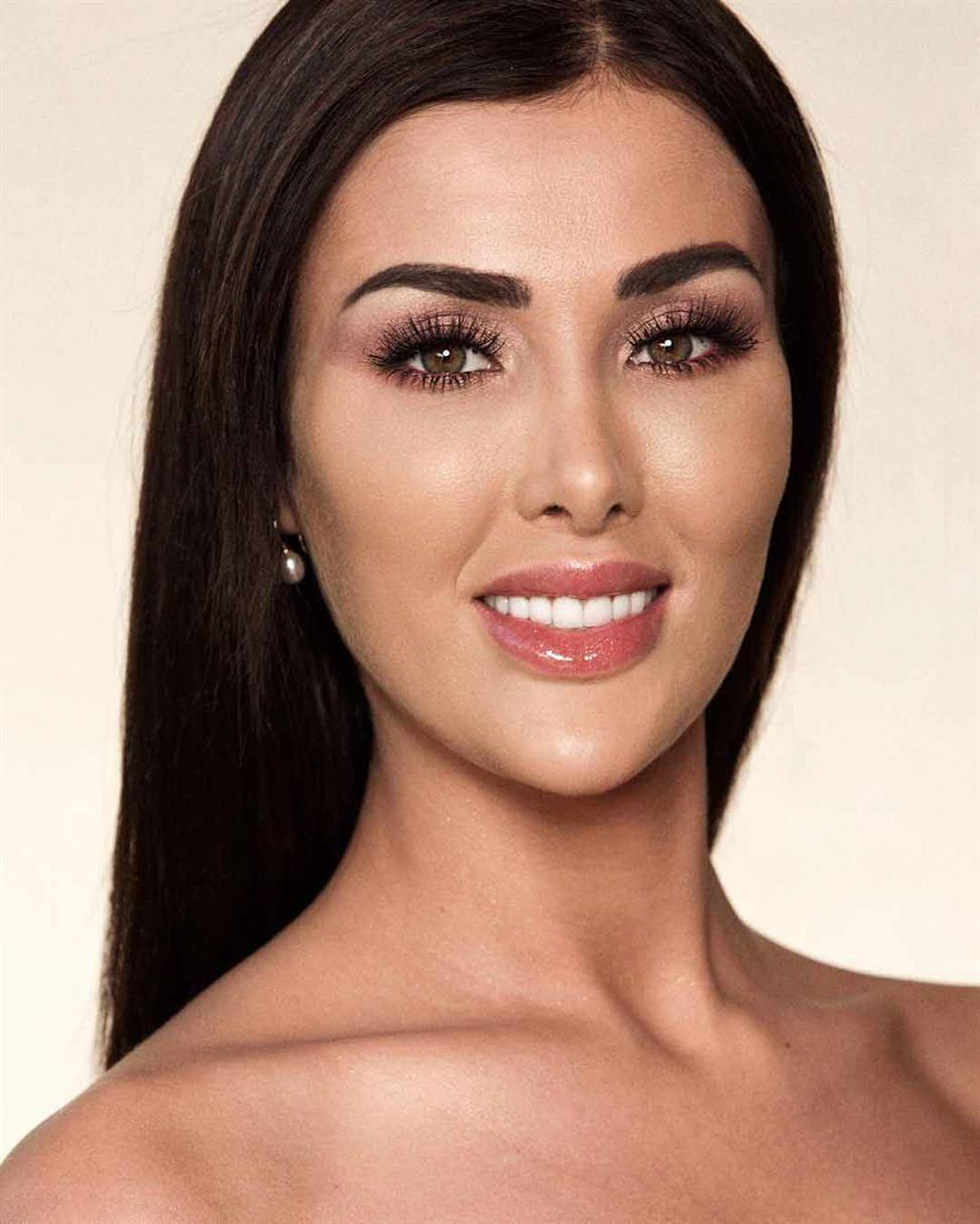 Hend Kamel Ajeel Miss Global Iraq 2019