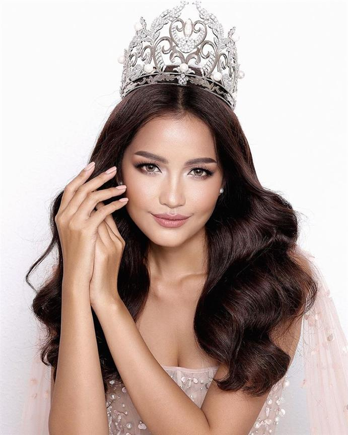 Meet Ngoc Chau Nguyen Miss Supranational Vietnam 2019 for Miss Supranational 2019