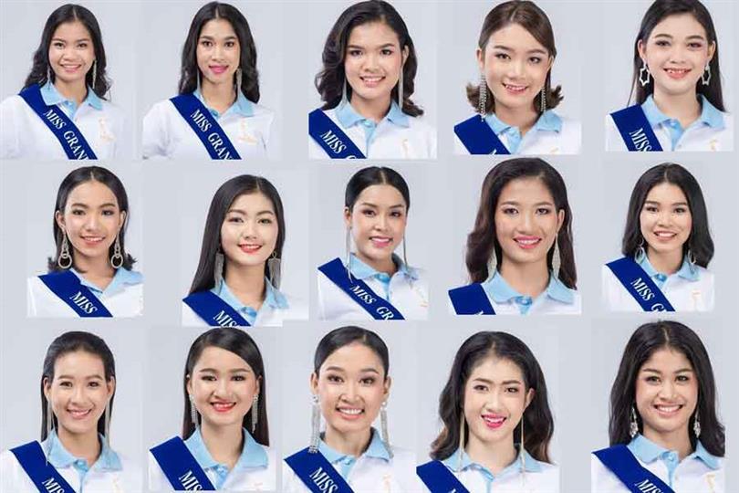 Miss Grand Cambodia 2019 Meet the Delegates