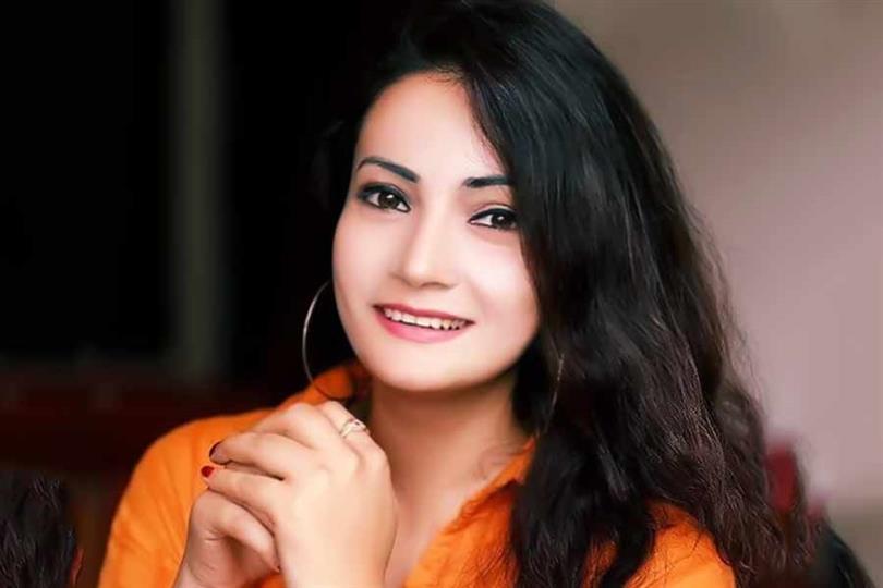 Nisha Pathak is Miss Grand Nepal 2019