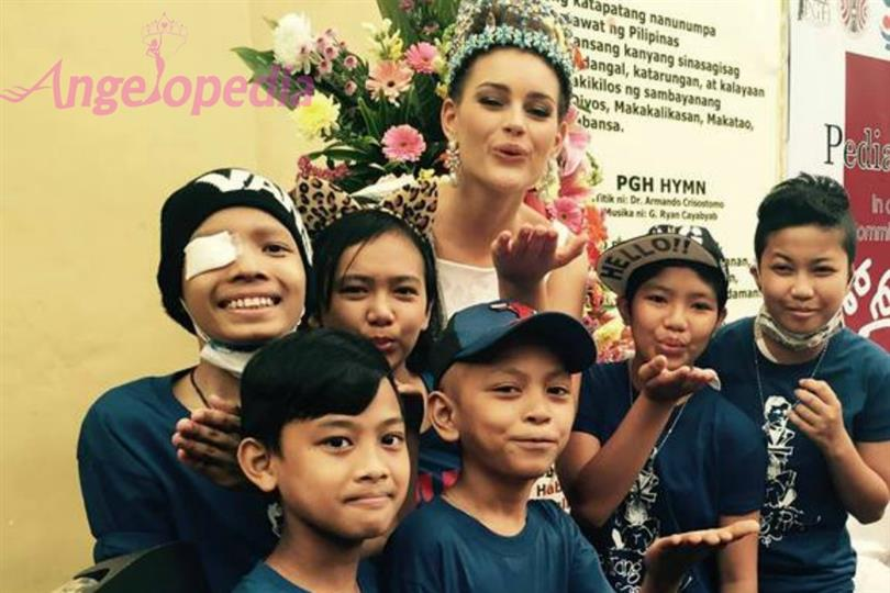 Miss World 2016 Top 24 Beauty With a Purpose projects