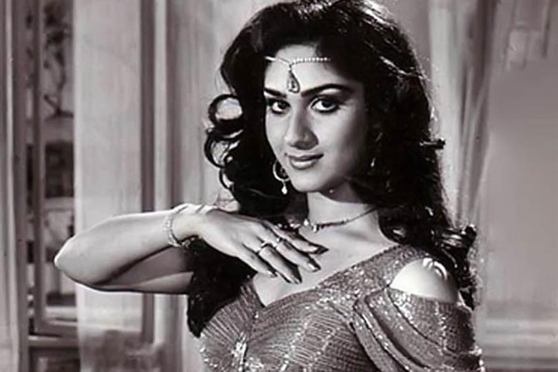 Meenakshi Sheshadri Miss India 1981