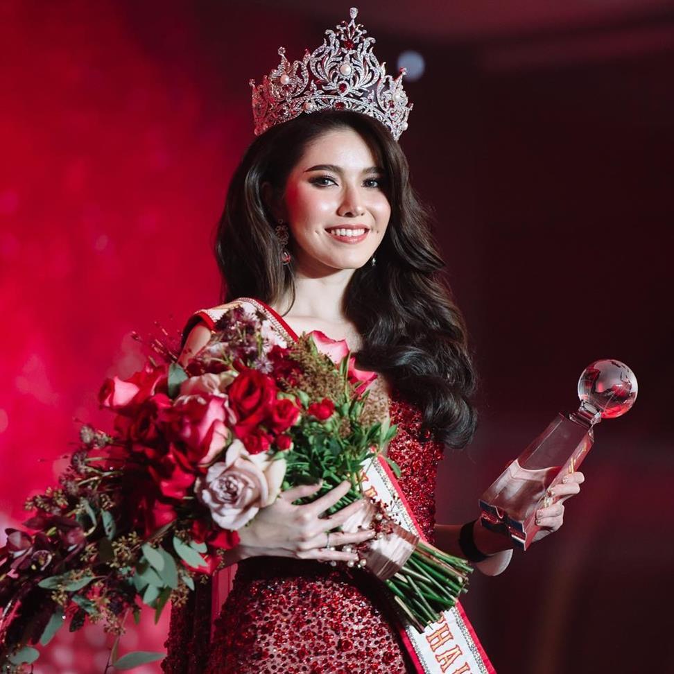 Keeratiga Saiiaeim crowned Miss International Thailand 2018