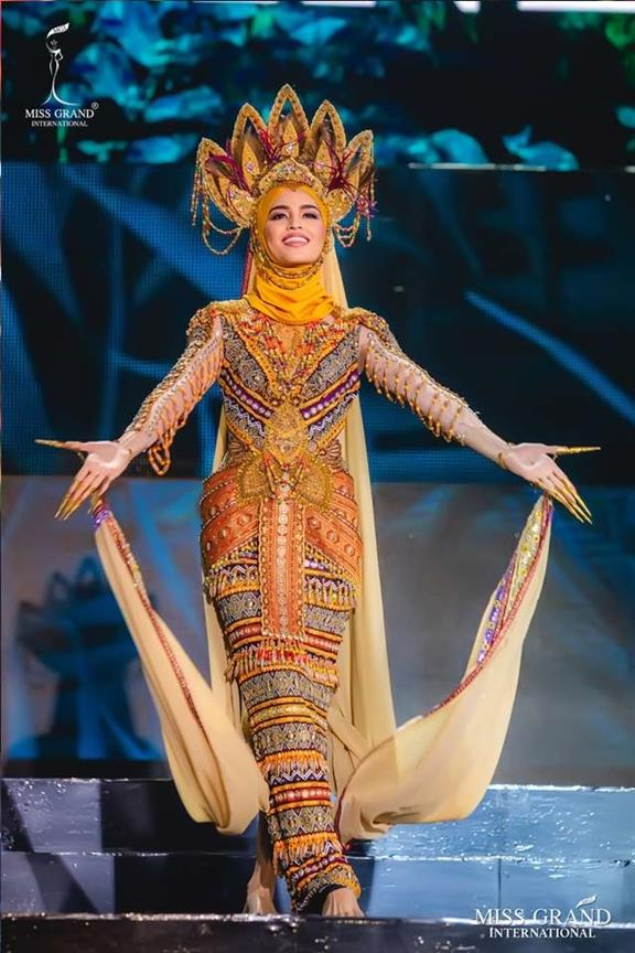 Miss Grand International 2019 National Costume Competition Top 10 Hot Picks
