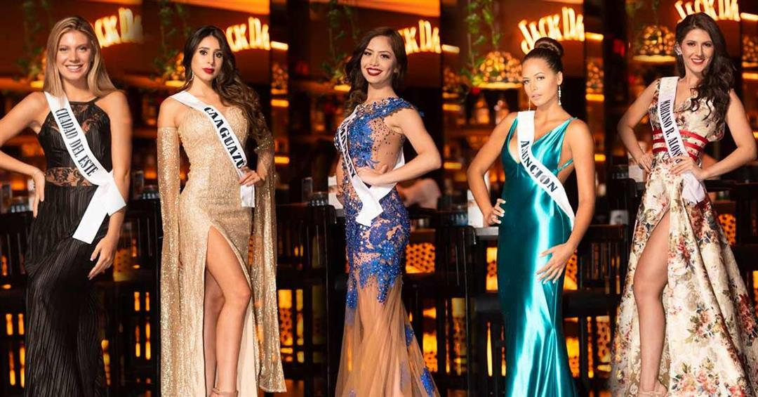 Miss Grand Paraguay 2019 Top Hot 5 Picks by Angelopedia