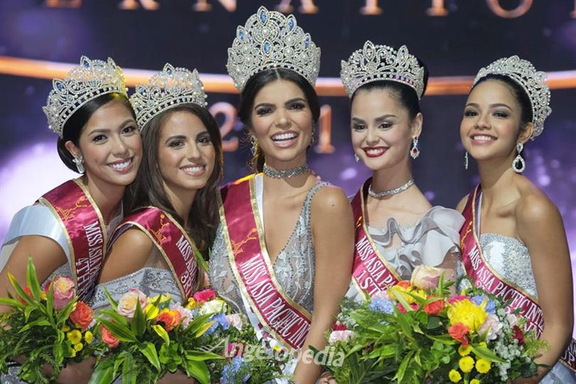 Francielly Ouriques from Brazil crowned Miss Asia Pacific International 2017