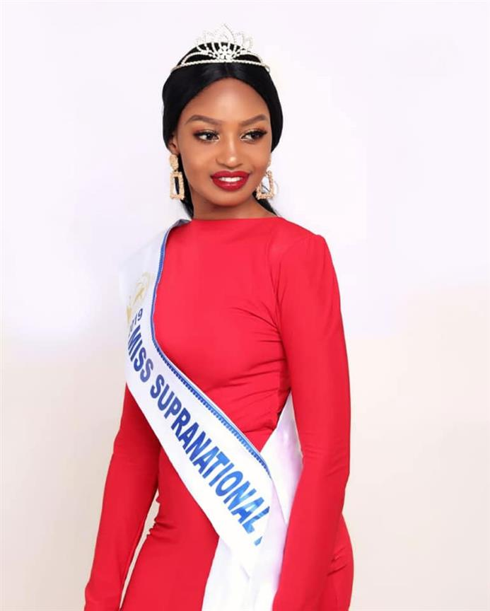 Emma Hosea replaces Tracey Lorraine as the new Miss Supranational Kenya 2019