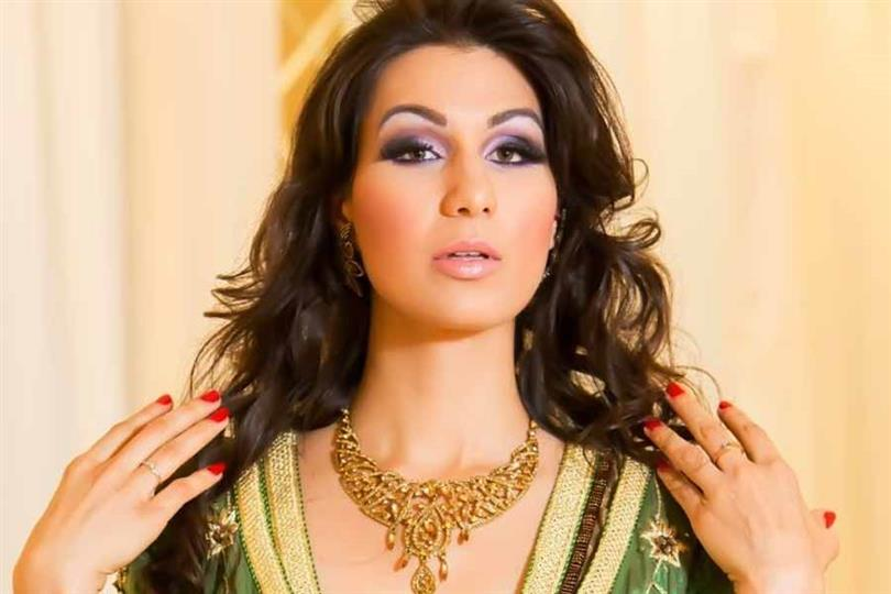 Pageant Veteran Sonia Ait Mansour to represent Morocco in Miss International 2019