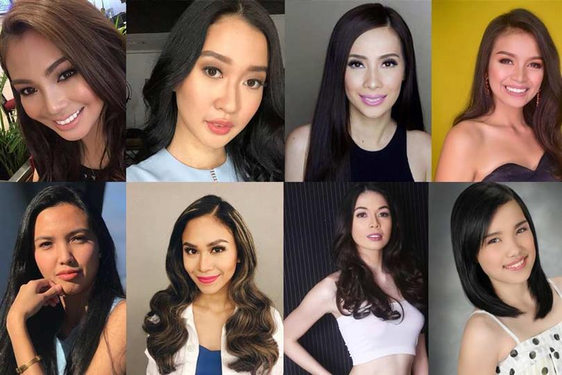 Miss World Philippines 2018 Meet the Contestants